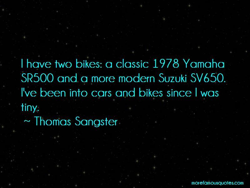 Yamaha Bikes Quotes