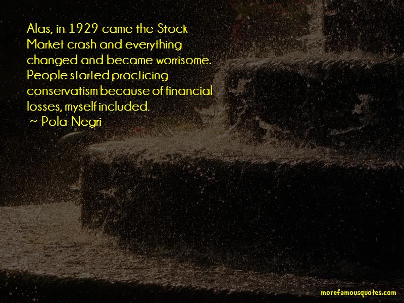 1929 Stock Market Quotes Pictures 4