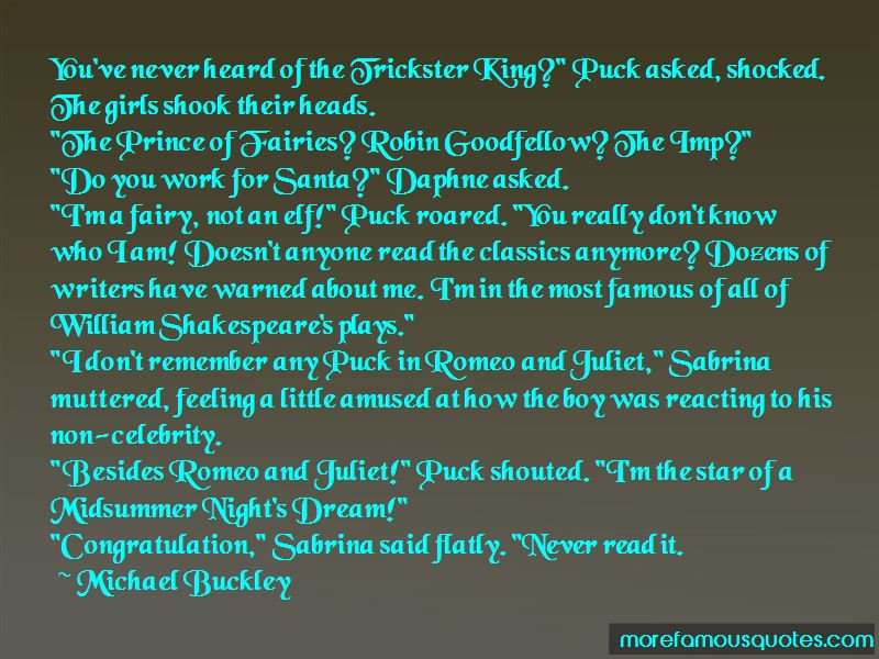5 Romeo And Juliet Quotes