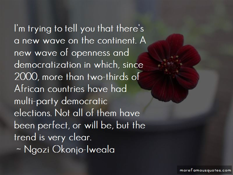 African Elections Quotes