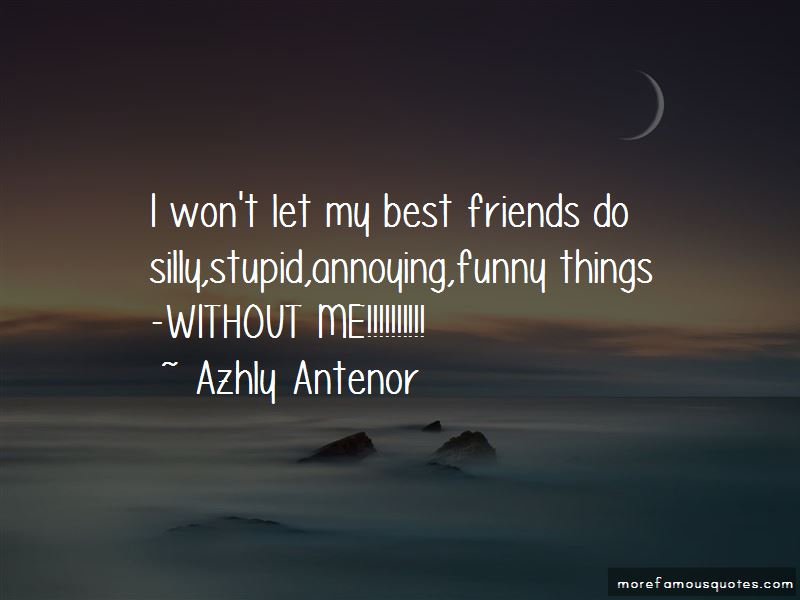 Annoying Funny Quotes