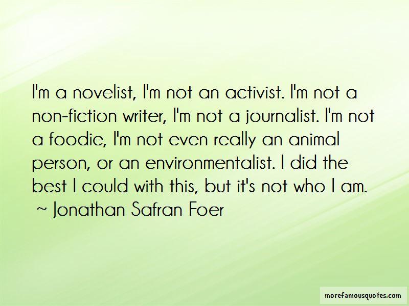 Best Environmentalist Quotes