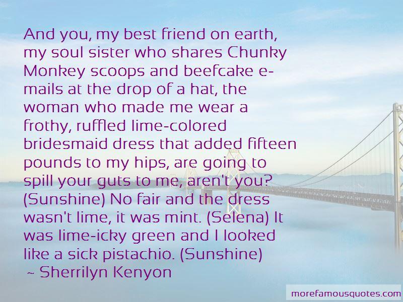 Best Friend Soul Sister Quotes