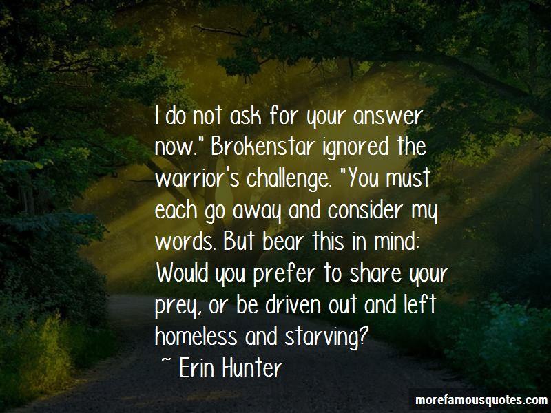 Brokenstar Quotes