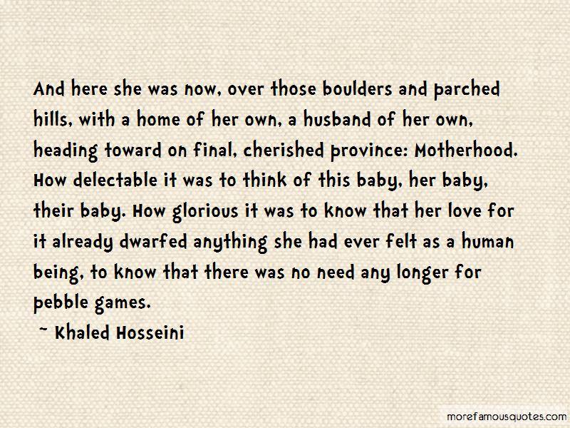 Cherished Husband Quotes