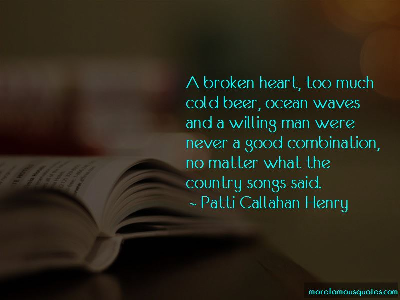 Cold Broken Heart Quotes