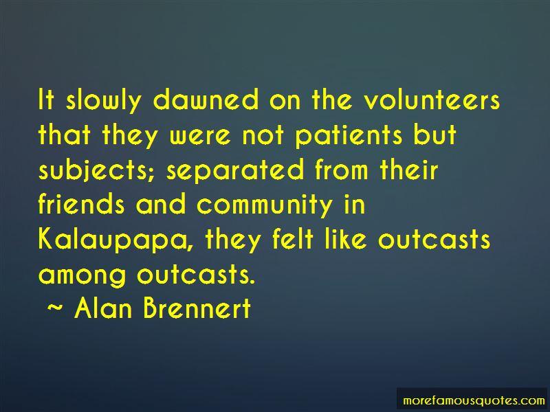 Community Volunteers Quotes