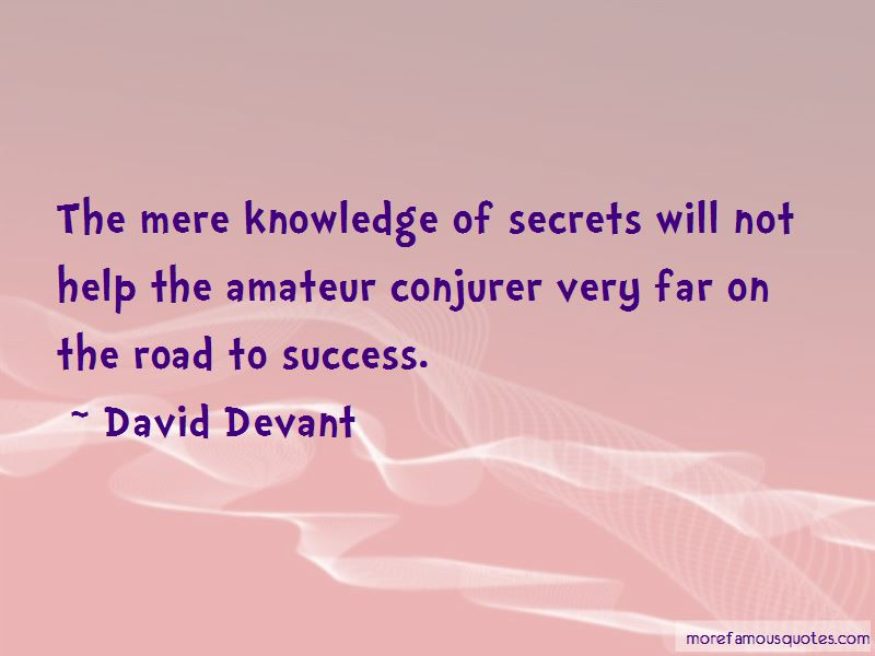 Conjurer Quotes