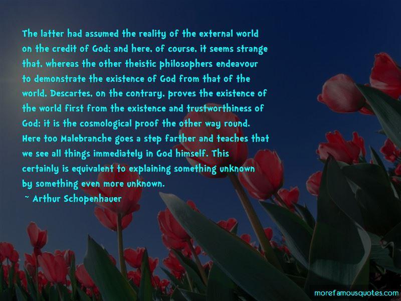 Descartes On God Quotes Pictures 4