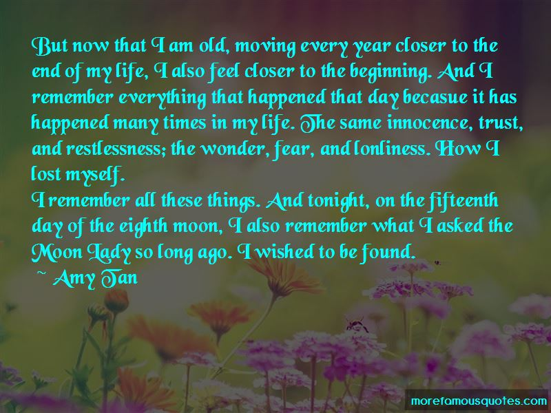 Everything Lost In Life Quotes Pictures 3