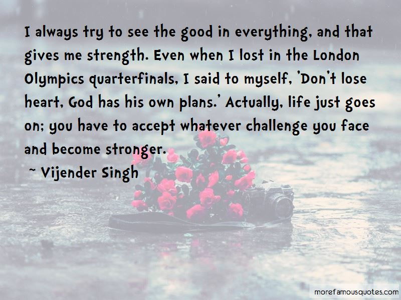 Everything Lost In Life Quotes Pictures 4