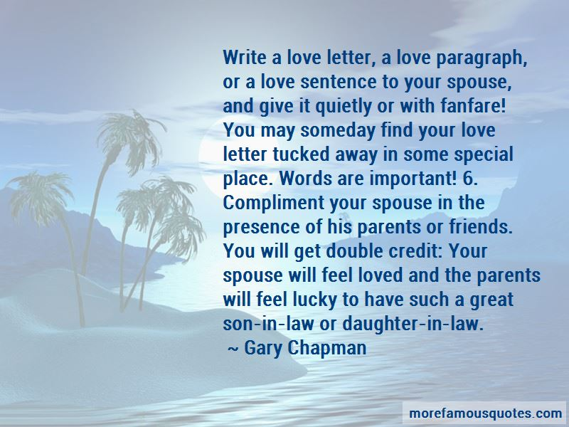 Ex Daughter In Law Quotes