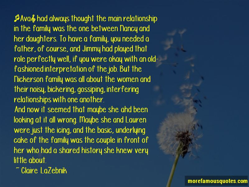 Father And Daughter's Relationship Quotes
