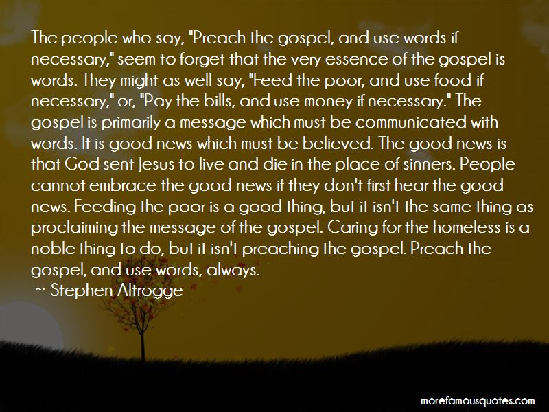 Homeless Quotes | Feeding Homeless Quotes Top 8 Quotes About Feeding Homeless From