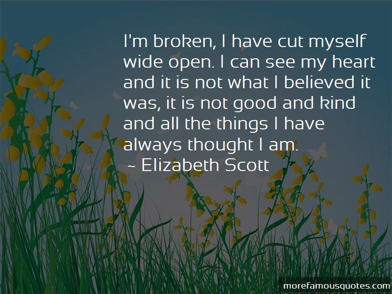 Good Heart Broken Quotes Pictures 2