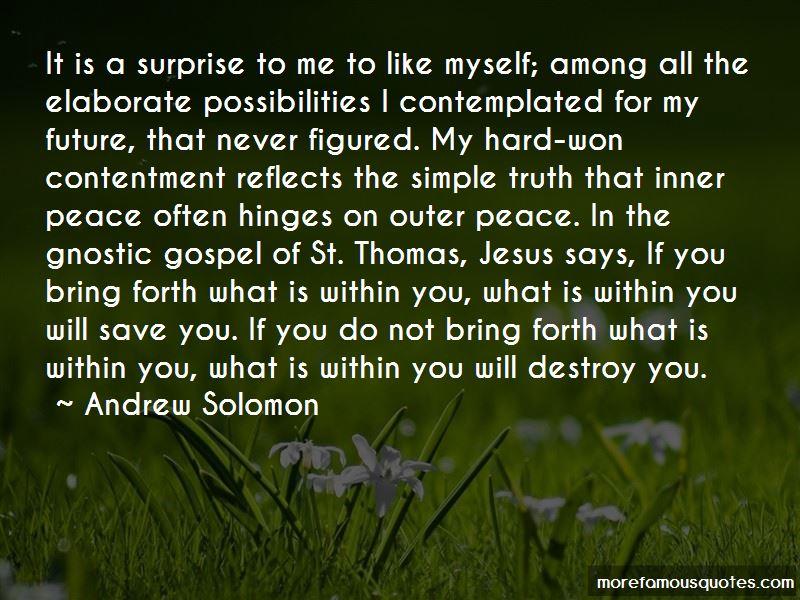 Gospel Of St Thomas Jesus Quotes