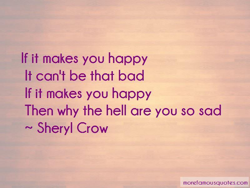Happy Then Sad Quotes