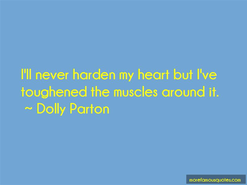 Harden My Heart Quotes