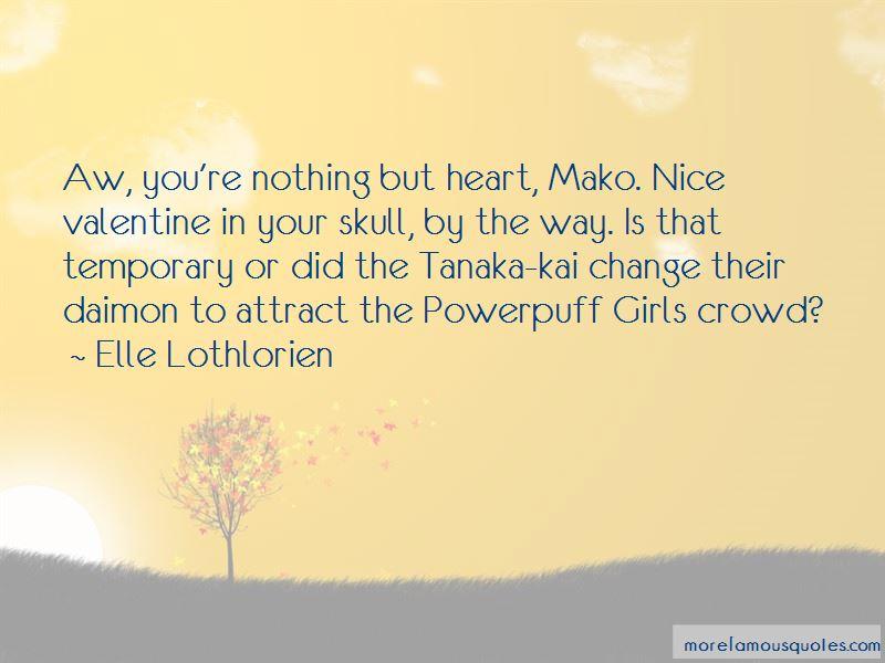 Him Powerpuff Quotes