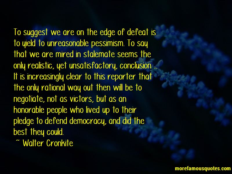 Honorable Defeat Quotes Pictures 3