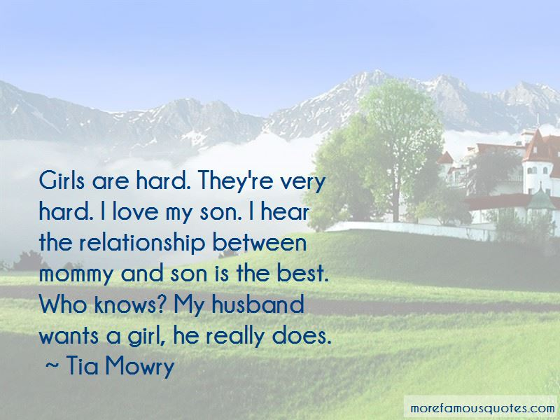 Husband And Son Love Quotes Pictures 2