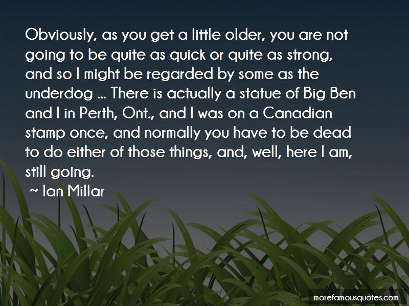 I Am Still Quotes