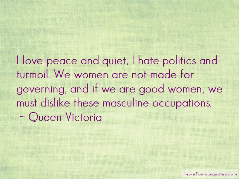 I Love Peace Quotes Pictures 3
