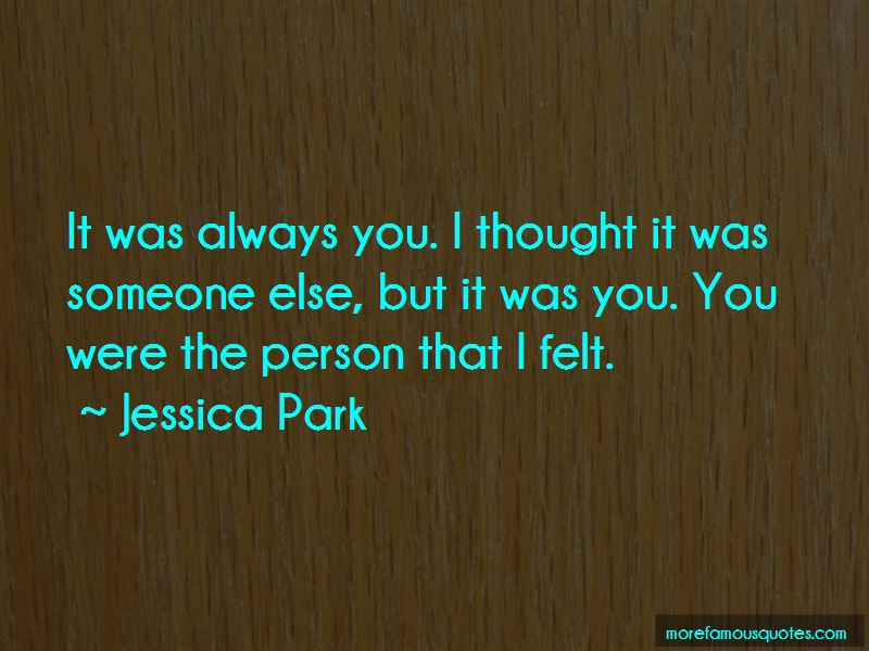 It Was Always You Quotes Pictures 4