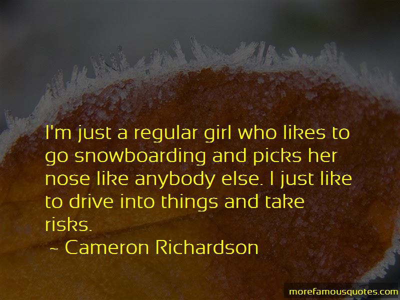 Just A Regular Girl Quotes Pictures 3