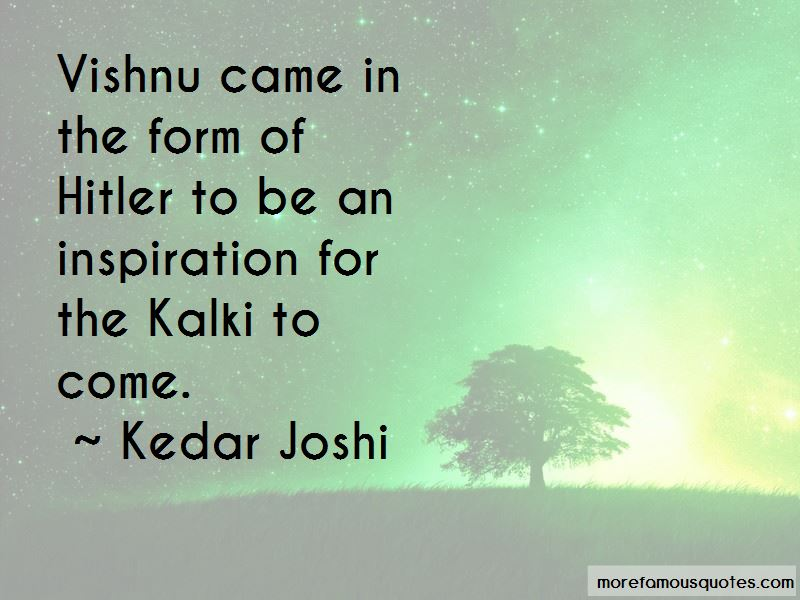 Kalki Quotes