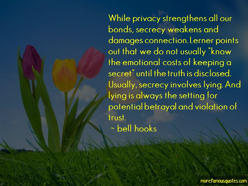 Keeping A Secret Quotes Pictures 3