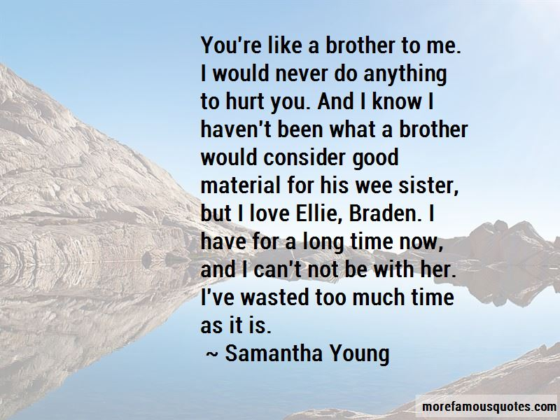 L Love My Sister Quotes Pictures 2