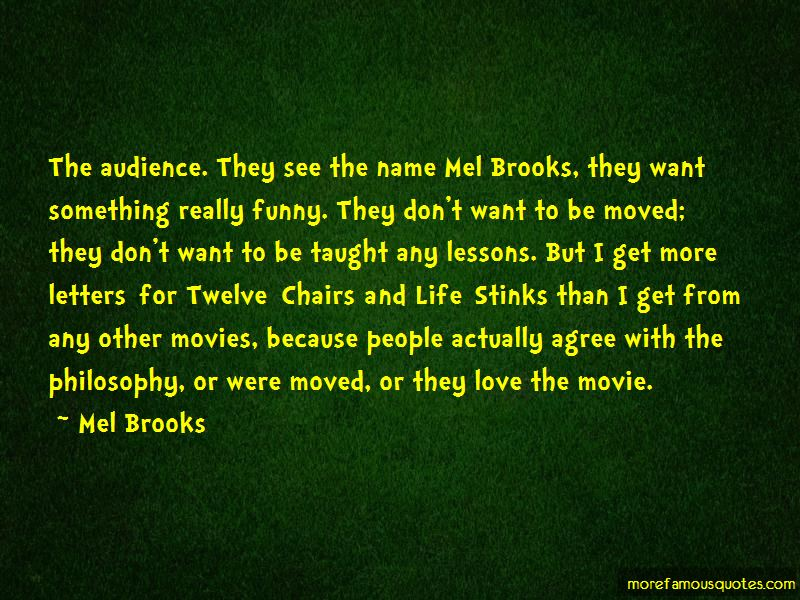 Life Stinks Movie Quotes