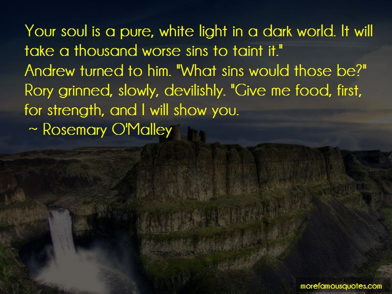 Light In A Dark World Quotes