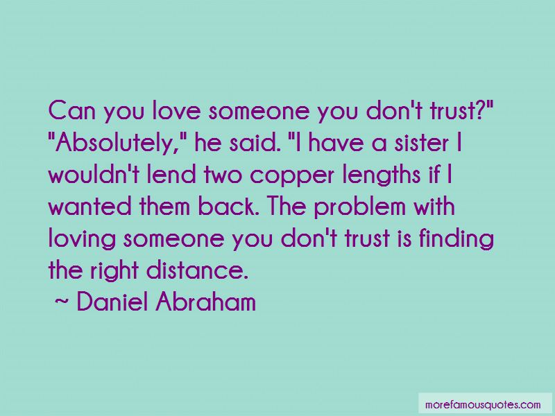 Loving You Trust Quotes Pictures 4