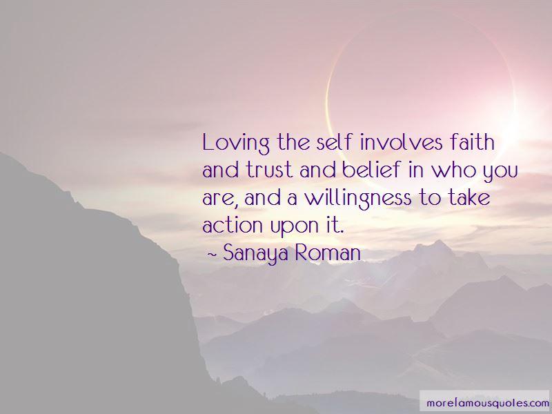 Loving You Trust Quotes