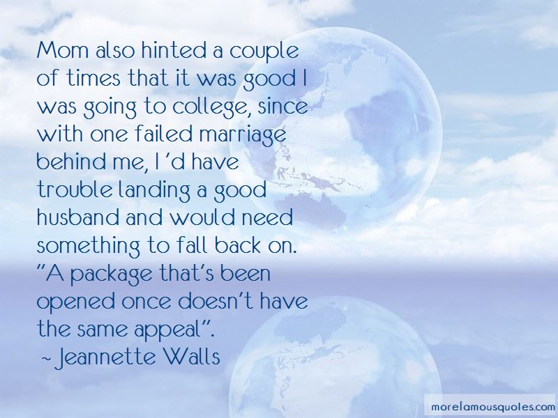 Marriage Trouble Quotes: top 35 quotes about Marriage Trouble from