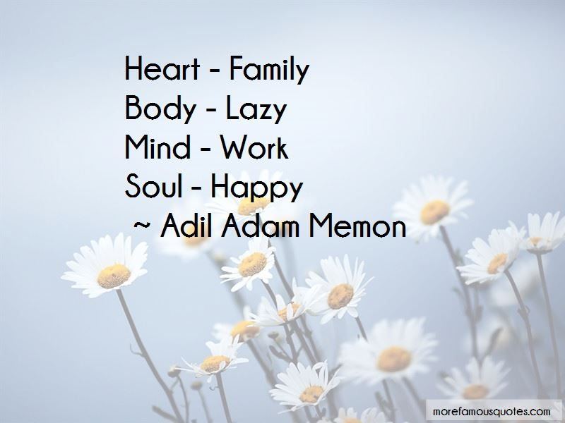 Mind Heart Body Soul Quotes
