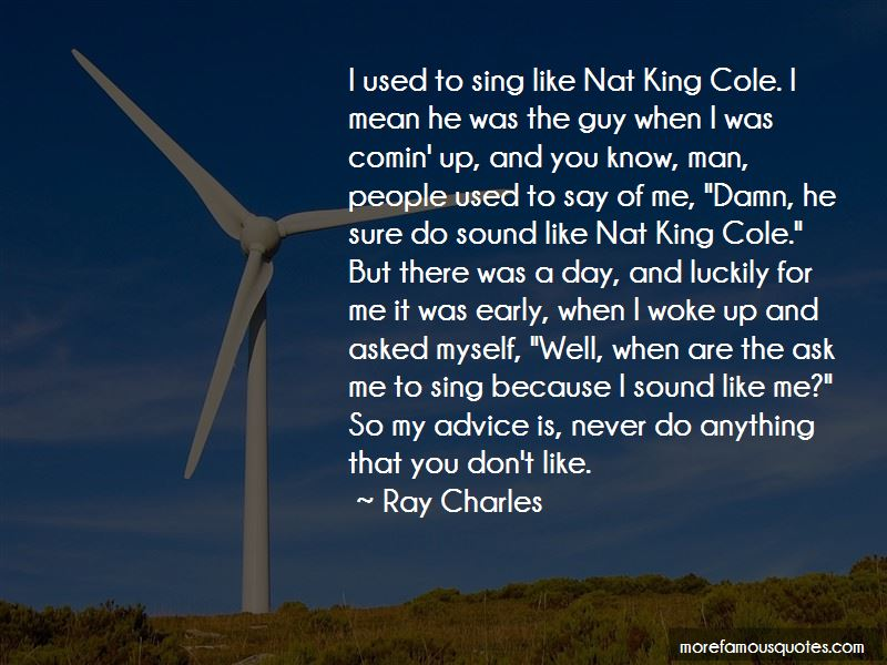 Nat King Quotes Pictures 3