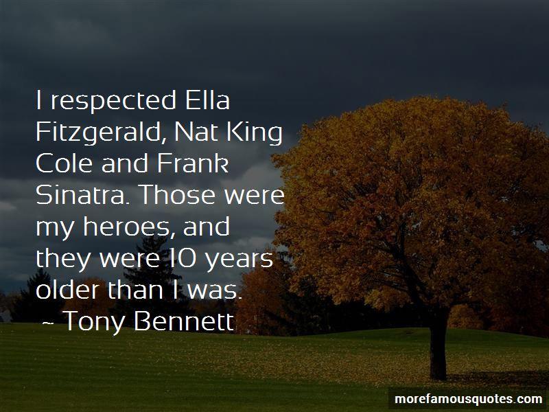 Nat King Quotes