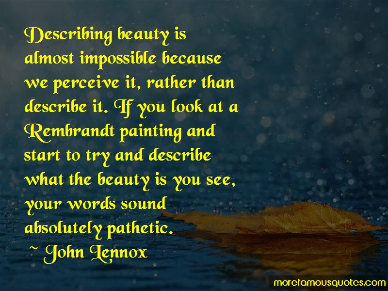 No Words To Describe Your Beauty Quotes