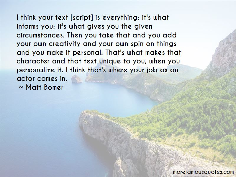 Personalize Your Own Quotes