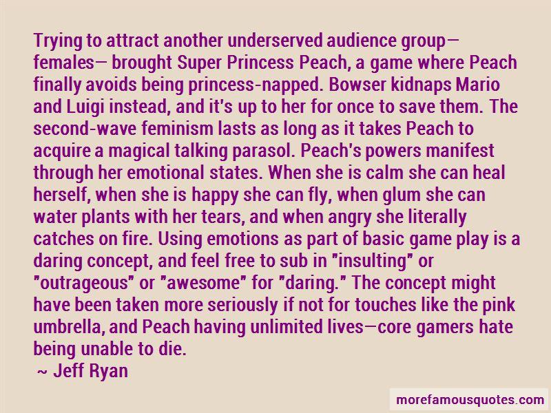 Princess Peach And Mario Quotes