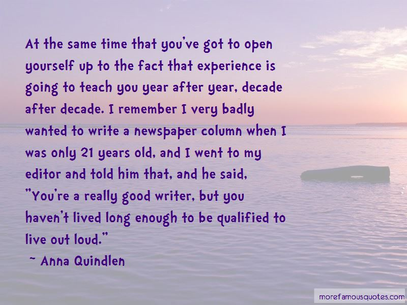 21 Years Old Quotes Pictures 4