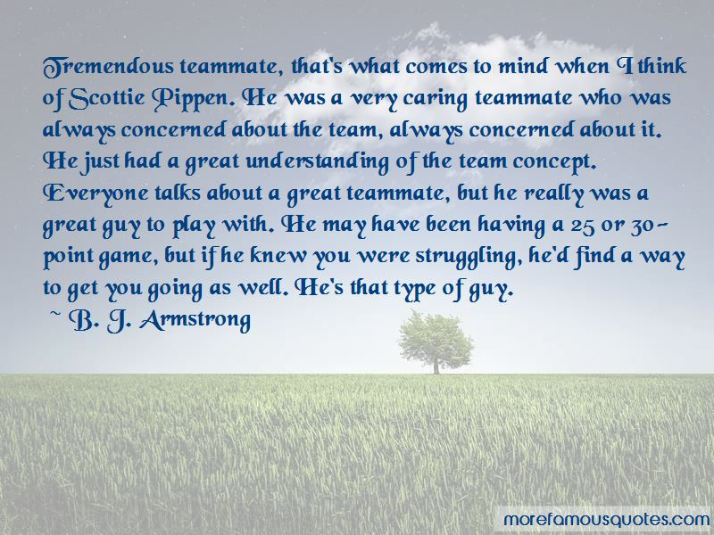 A Great Teammate Quotes Pictures 3