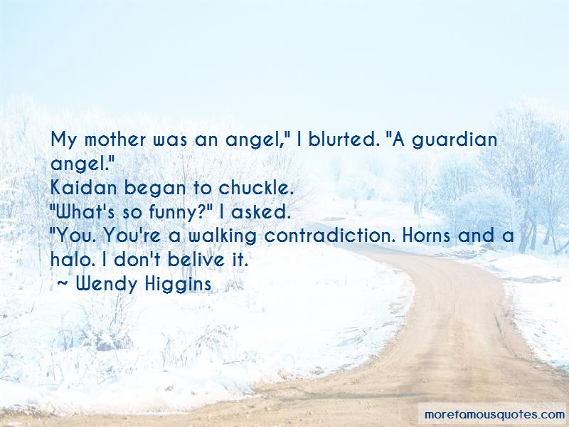 A Guardian Angel Quotes Pictures 2