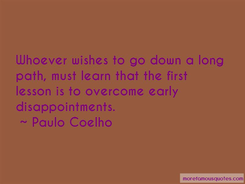 Quotes About A Long Path