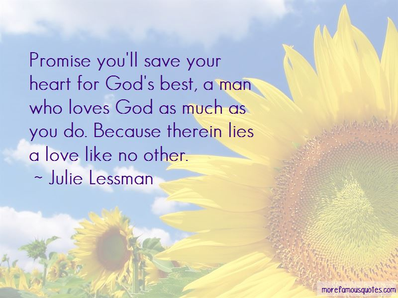 A Man Who Loves God Quotes Pictures 3