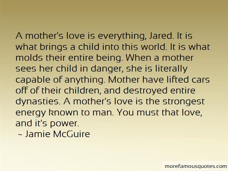 Quotes About A Mother\'s Love: top 56 A Mother\'s Love quotes ...