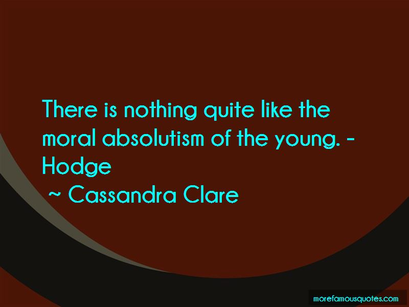 Absolutism Quotes Pictures 3